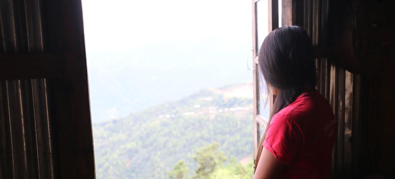 © UNFPA Myanmar/Yenny Gamming Se esperan más casos de violencia, matrimonio infantil y mutilación femenina durante la pandemia de COVID-19.