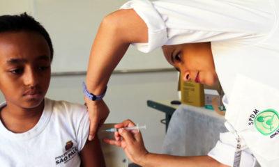 Serge Daidyants La vacuna no es perfecta, pero es la mejor opción para protegerse contra la influenza. Foto: OMS