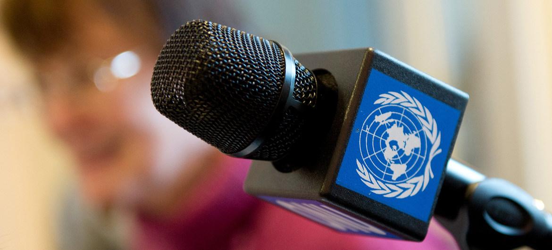 ONU/Jean-Marc Ferre Una prensa libre es esencial en la lucha contra el coronavirus.