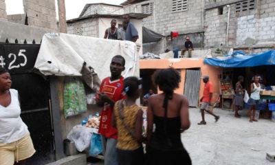 Banco Mundial / Dominic Chávez El barrio de Delmas 32 en Puerto Príncipe, la capital de Haití, es uno de los más pobres del país