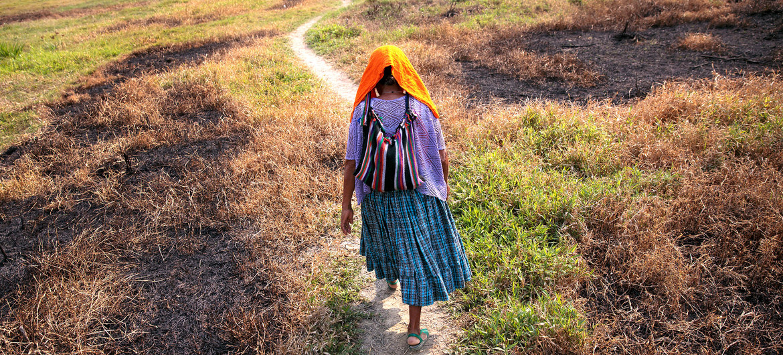 After surviving military Las mujeres entre las más afectadas por la crisis del coronavirus.