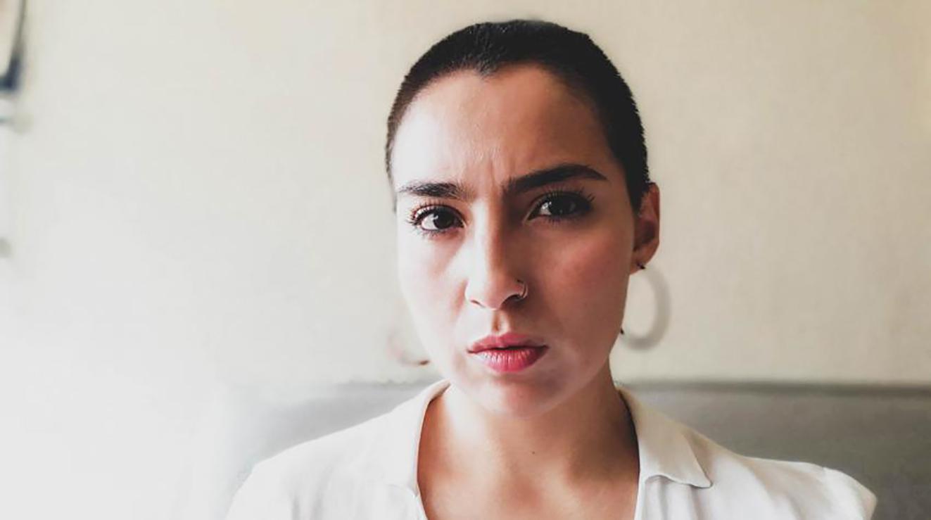 La periodista mexicana Alejandra Crail, premio Breach-Valdez de Periodismo y Derechos Humanos. SERVICIO DE INFORMACIÓN EN GINEBRA