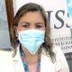 Nelly Patricia Morales Murguia, psicóloga de la Clínica-Hospital Mérida de APP del ISSSTE ubicada en Susulá.