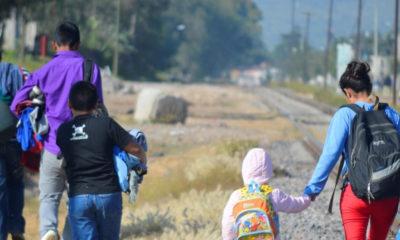 UNICEF México Niños migrantes en México.