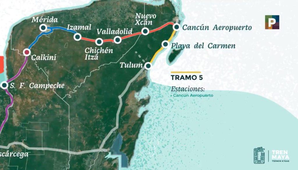 El #TrenMaya representa la integración económica, desarrollo regional y equidad social. #Cancún será el punto de partida, para conocer impresionantes sitios arqueológicos mayas, disfrutar de la moderna hotelería de clase mundial y extraordinarios parques temáticos.  @FonaturMX