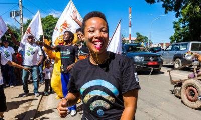 El cambio climático no se paró con la llegada del COVID-19 y eso es cierto en el caso de mi país, Madagascar. La pandemia nos ha enseñado una serie de lecciones. Marie Christina Kolo, activista climática, ecofeminista y emprendedora social.
