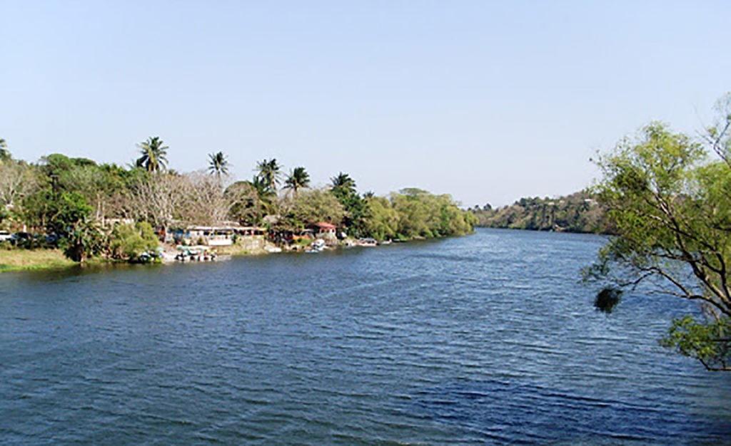 Río La Antigua, Veracruz