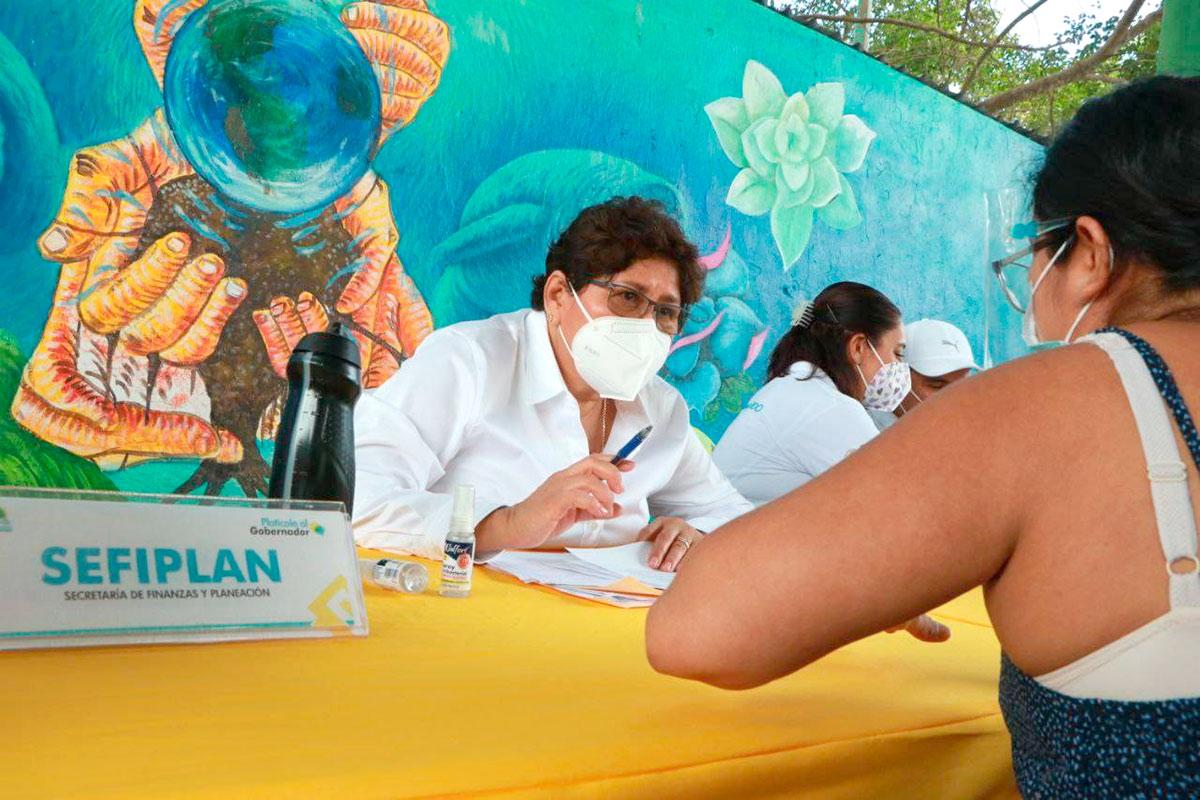 Dra. Yohanet Torres Muñoz, Secretaria de Finanzas y Planeación del Estado de Quintana Roo