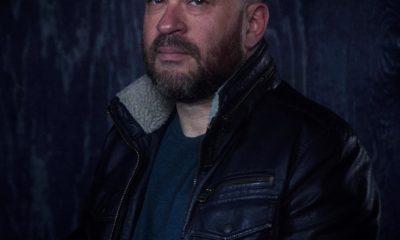 Fotografía cedida por Artegios donde se observa al cineasta mexicano Everardo González.