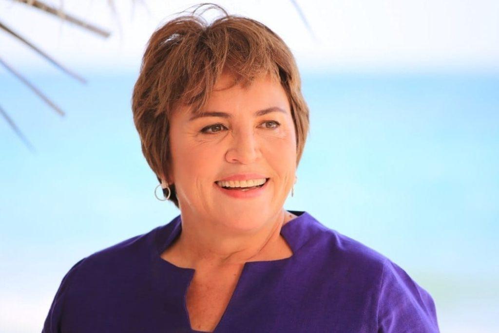 Laura Beristain Navarrete,presidenta municipal de Solidaridad